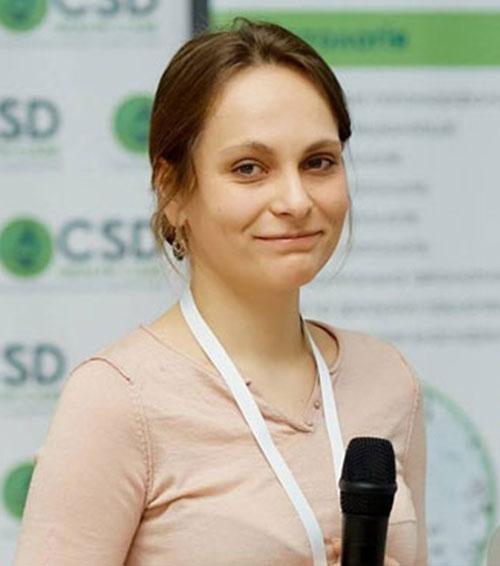 Антонина Калмыкова